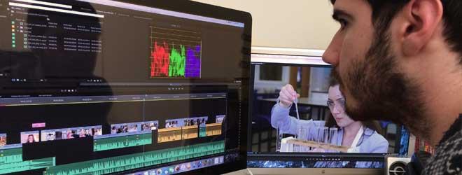 video editing london
