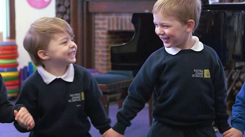 Independent Pre-School Promotional Video
