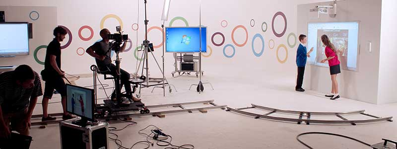 Corporate Video Production Process